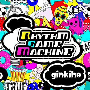 RHYTHM GAME MACHINE