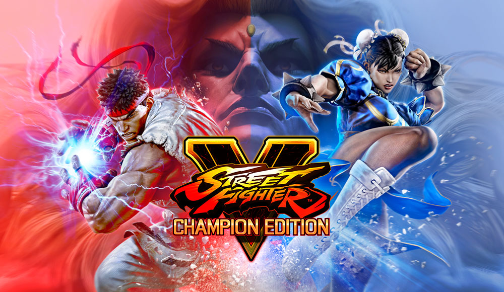 Street Fighter V Champion Edition Official Online Manual