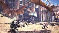 Event Quests | Monster Hunter: World CAPCOM
