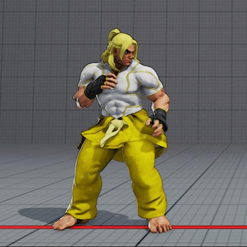 Costumes Ken Character Data Capcom Shadaloo C R I
