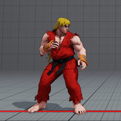 Costumes Ken Character Data Capcom Shadaloo C R I