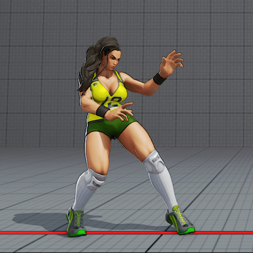 Costumes   LAURA   Character Data   CAPCOM:Shadaloo C R I