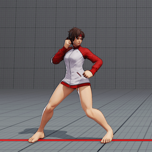 Costumes | SAKURA | Character Data | CAPCOM:Shadaloo C R I