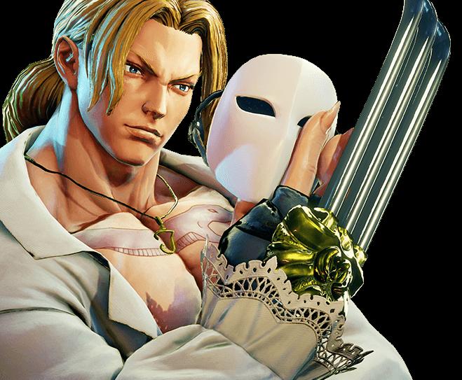 Vega Character Data Capcom Shadaloo C R I