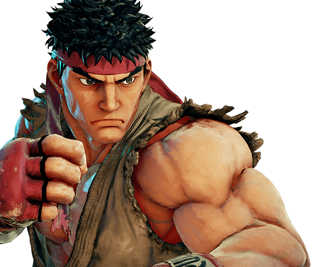 Ryu Character Data Capcom Shadaloo C R I