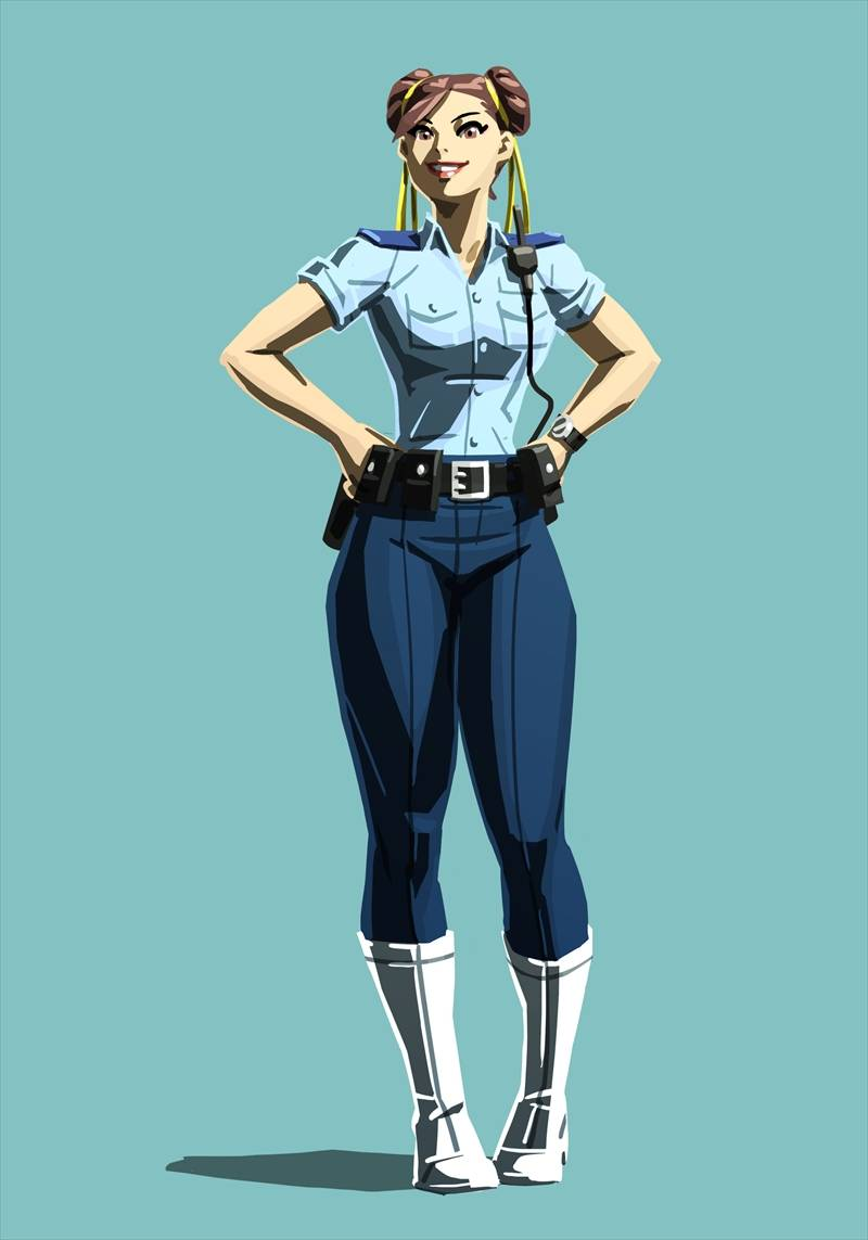 Chun Li S Story Costume Alt Costumes Activity Reports Capcom
