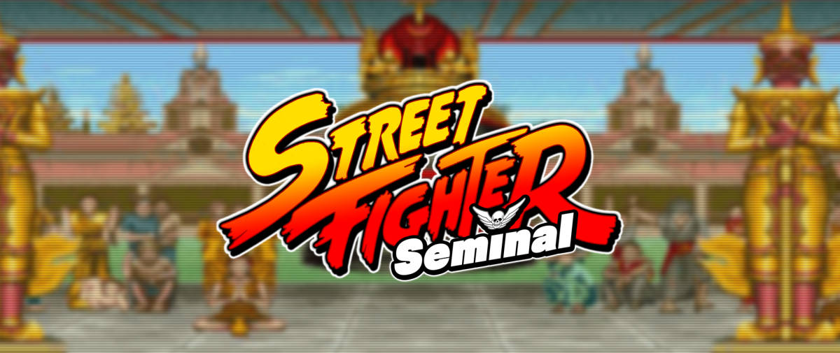 Special Course: Hyper Street Fighter II Combo Chronicle Vol. 1 - Type: Origin - Content Explanation