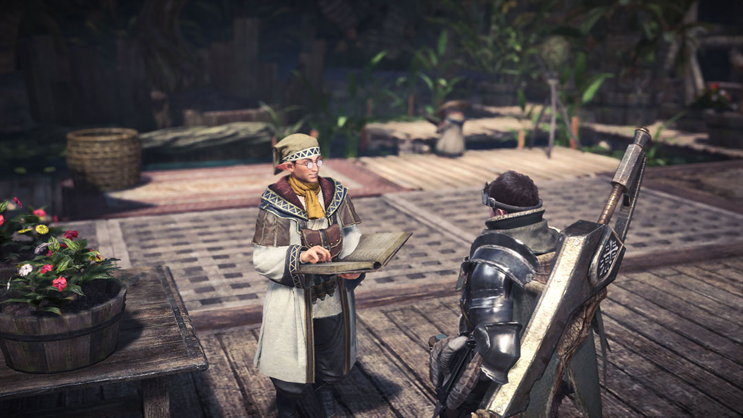 monster hunter world how to use kinsets