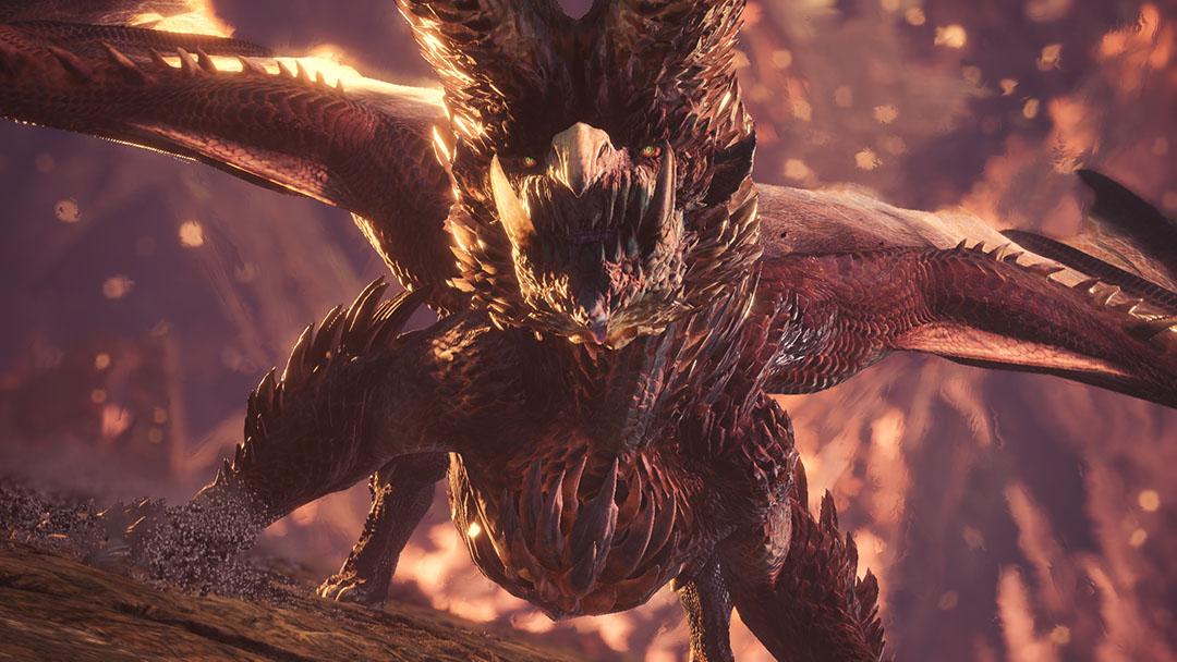 monster hunter world alatreon armor