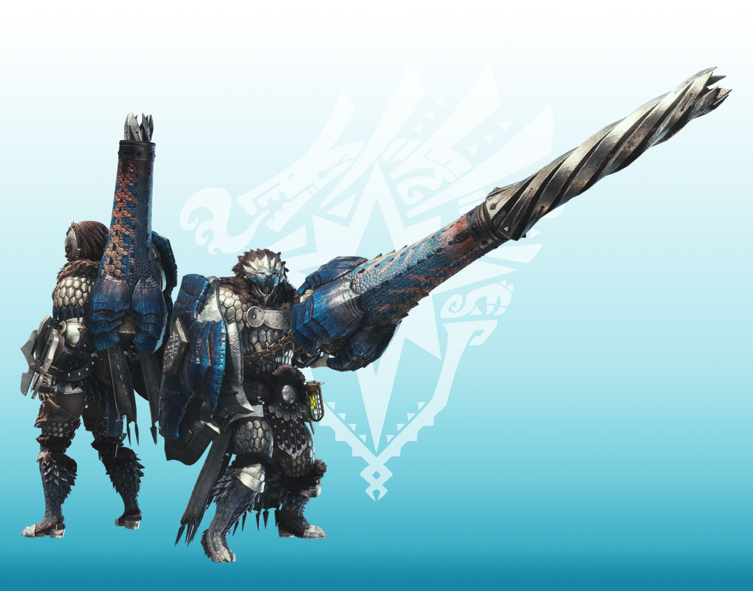 arena weapons mhw