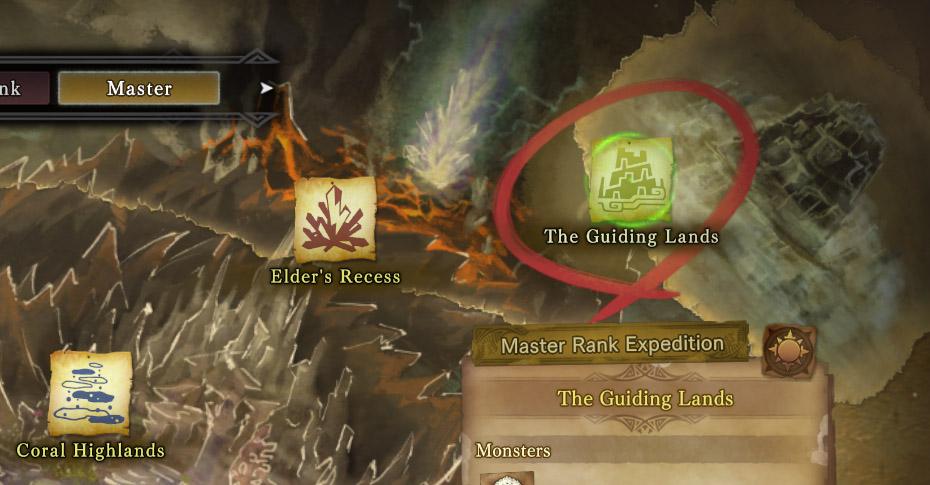Monster Hunter World Iceborne Official Web Manual The Guiding Lands