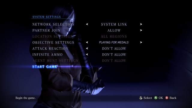 Capcom Resident Evil 6 Official Web Manual