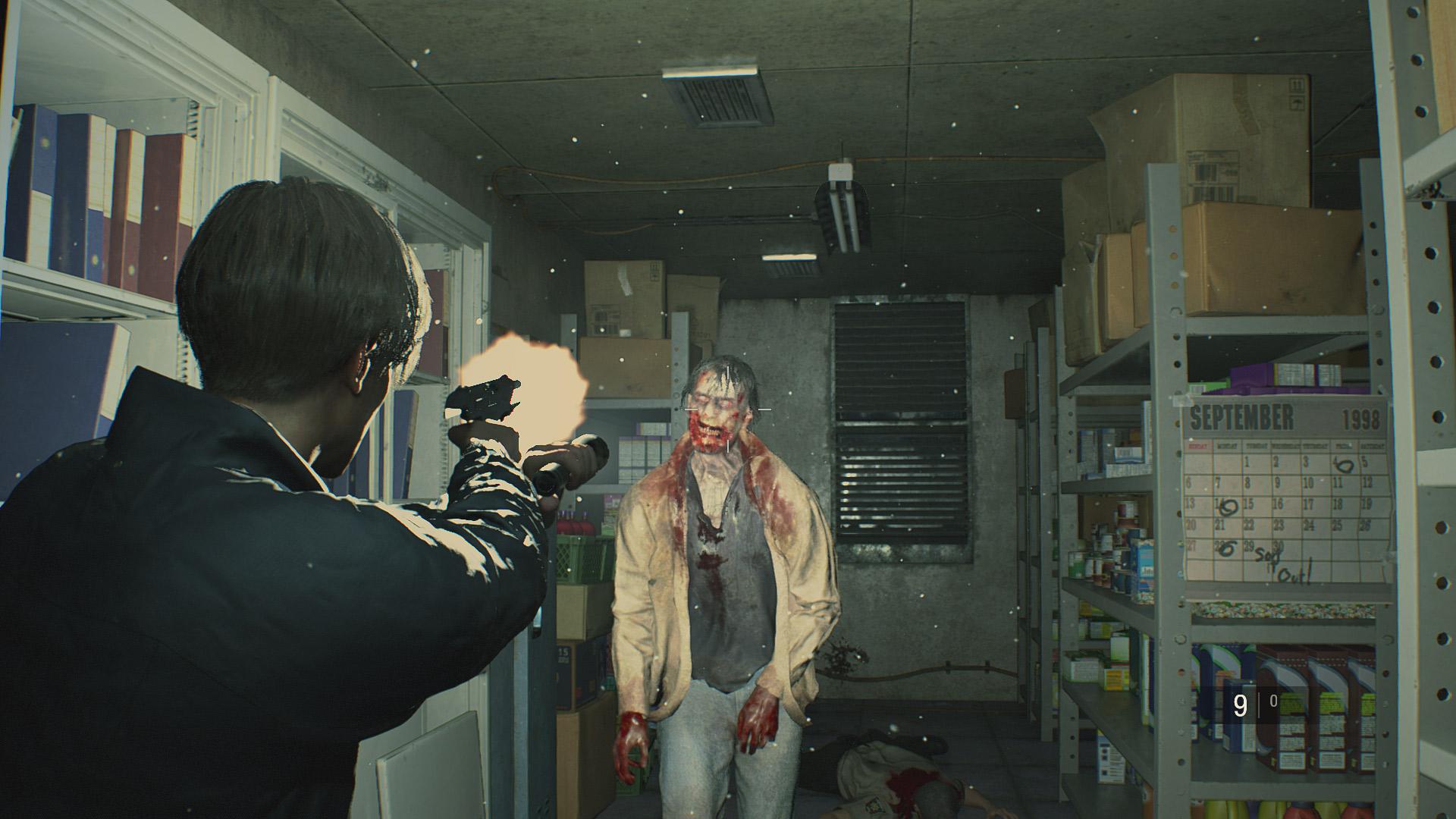 Resident Evil 2 Manual Web Oficial