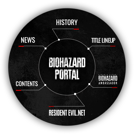 BIOHAZARD PORTAL