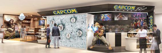 CAPCOM STORE TOKYO(カプコンストアトーキョー)