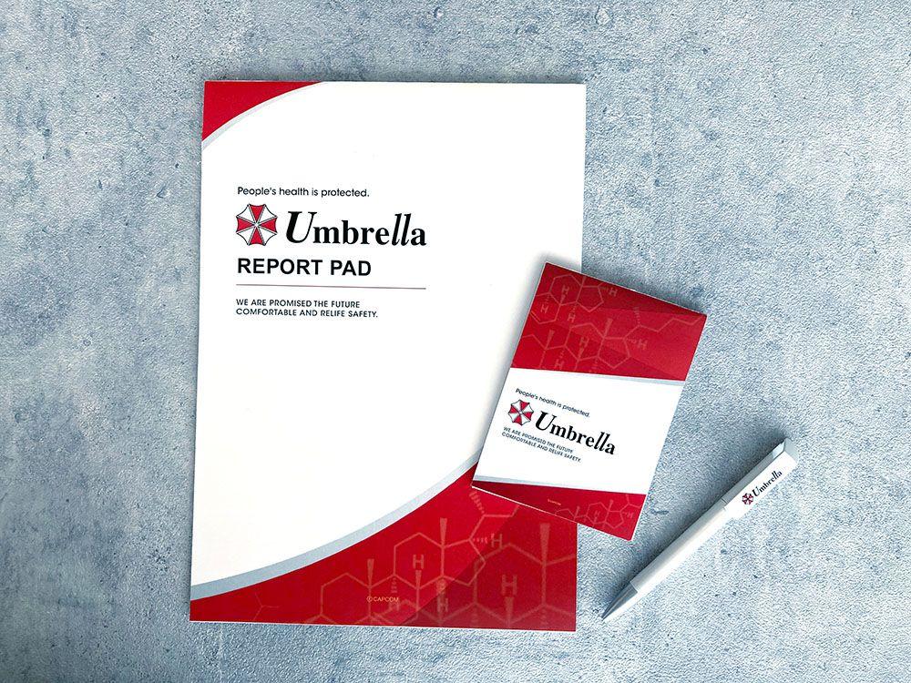 アンブレラ社 入浴剤(グリーンハーブ)、アンブレラ社 入浴剤(レッドハーブ)